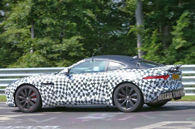 Jaguar F-Type Coupe Fantasy Wallpaper