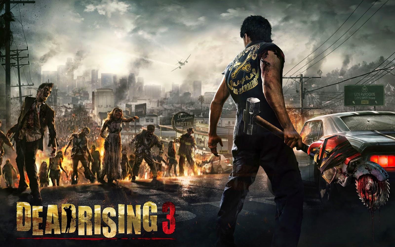 Spesifikasi PC Untuk Dead Rising 3 (Microsoft)