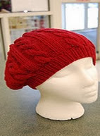 http://www.ravelry.com/patterns/library/cabled-beret