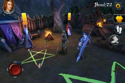 Blade of darkness v1.0 ARMv6 apk (FREE PURCHASE)