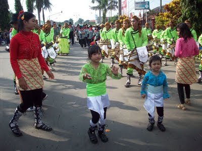 Nama Alat Musik Tradisional Indonesia