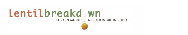 Lentil Breakdown