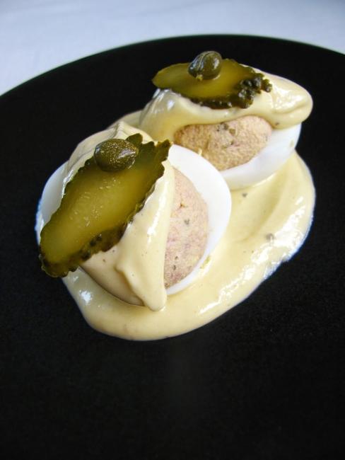 uova tonnate antonio carluccio
