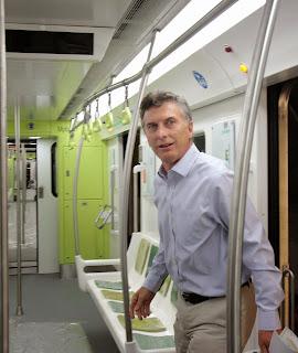 Nuevo tren chino para el subterráneo porteño