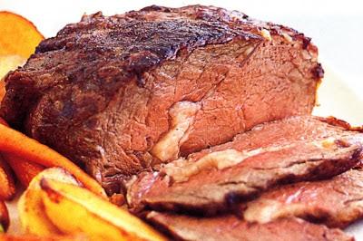 Basic Roast Beef & Vegetables Recipe