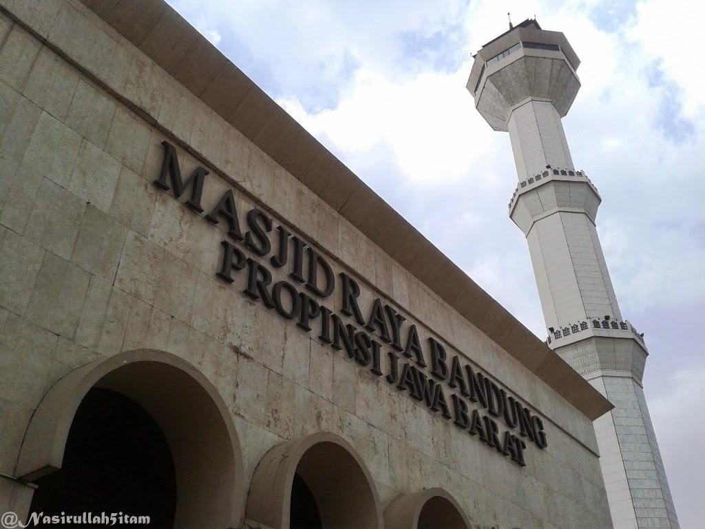 Masjid Raya Bandung, Jawa Barat