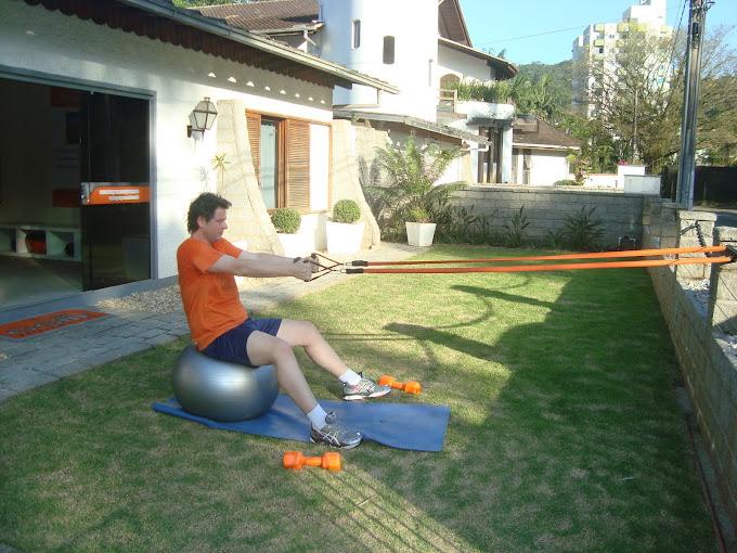 Studio Personal Trainer Blumenau
