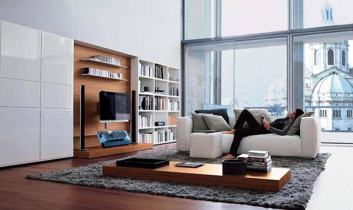 Salas contempor neas decoraci n y fotos ideas para for Muebles salas contemporaneas
