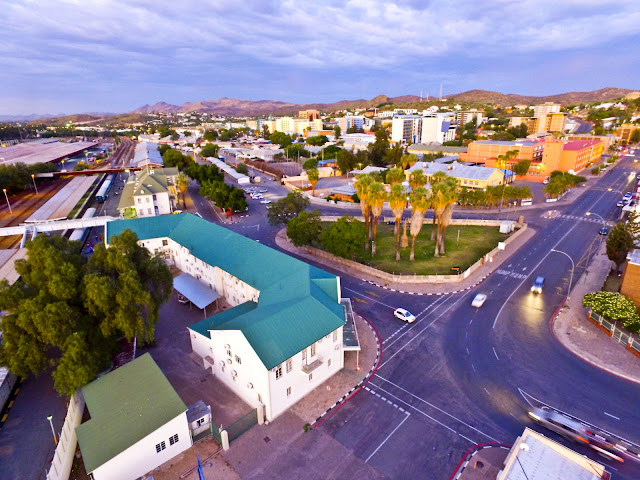 Ovambo Campaign Memorial Windhoek, Namibia