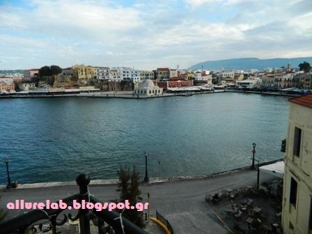 chania, travel, greece, allure lab