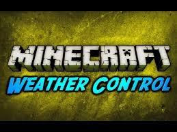 minxct Minecraft Hava Durumu Modu Yeni Versiyon 1.7.1 indir
