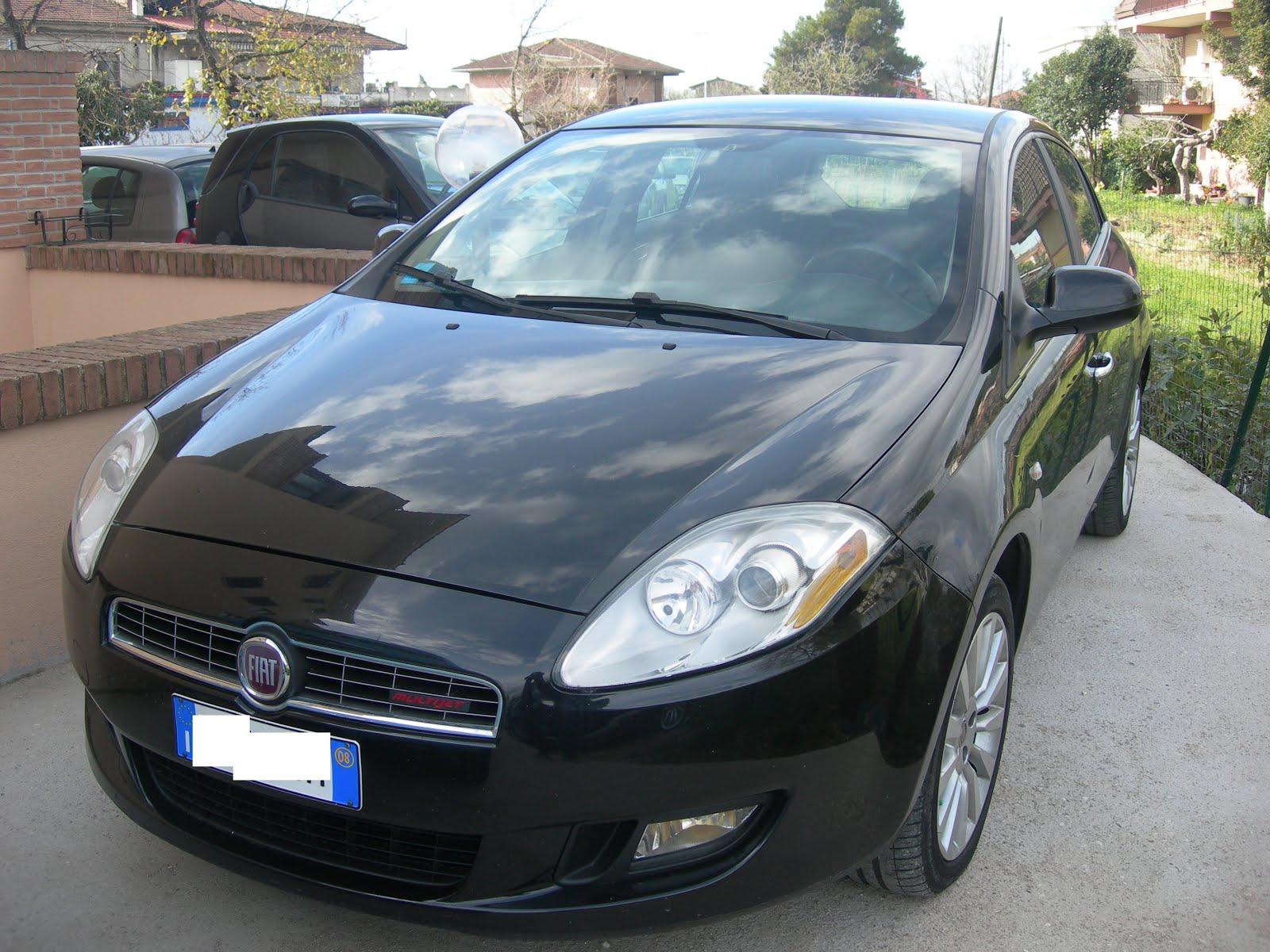 FIAT BRAVO 1.9 M.JET 150 CV ANNO 2008 MOD. EMOCTION