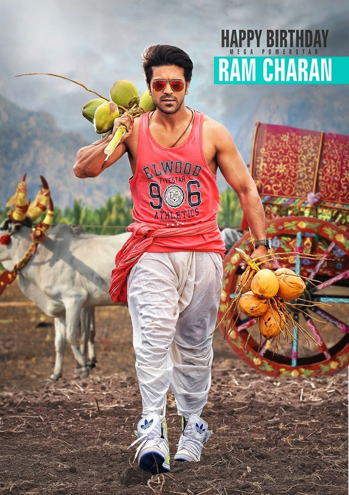 Ram charan new movie Govindudu Andarivadele stills songs ...