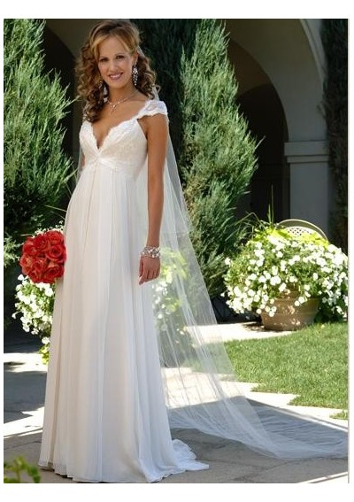 Beach Wedding Apparel on Beach Wedding Dresses