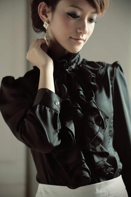 Model Baju Kerja Wanita Terbaru 2013 Menulis Dan Berbagi