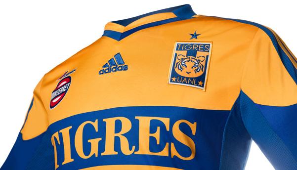 Tigres presenta nuevo Escudo ~ Apuntes de Futbol
