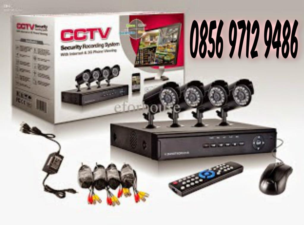 4 Camera Cctv outdoor