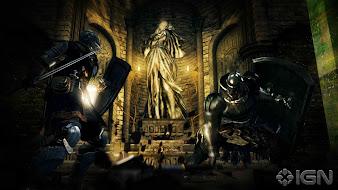 #5 Dark Souls Wallpaper