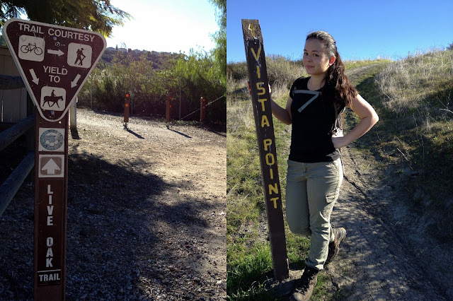 Hiking in Orange County