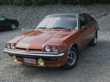 Manta Opel