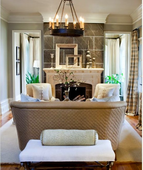 Striking living room lighting ideas and ceiling lights