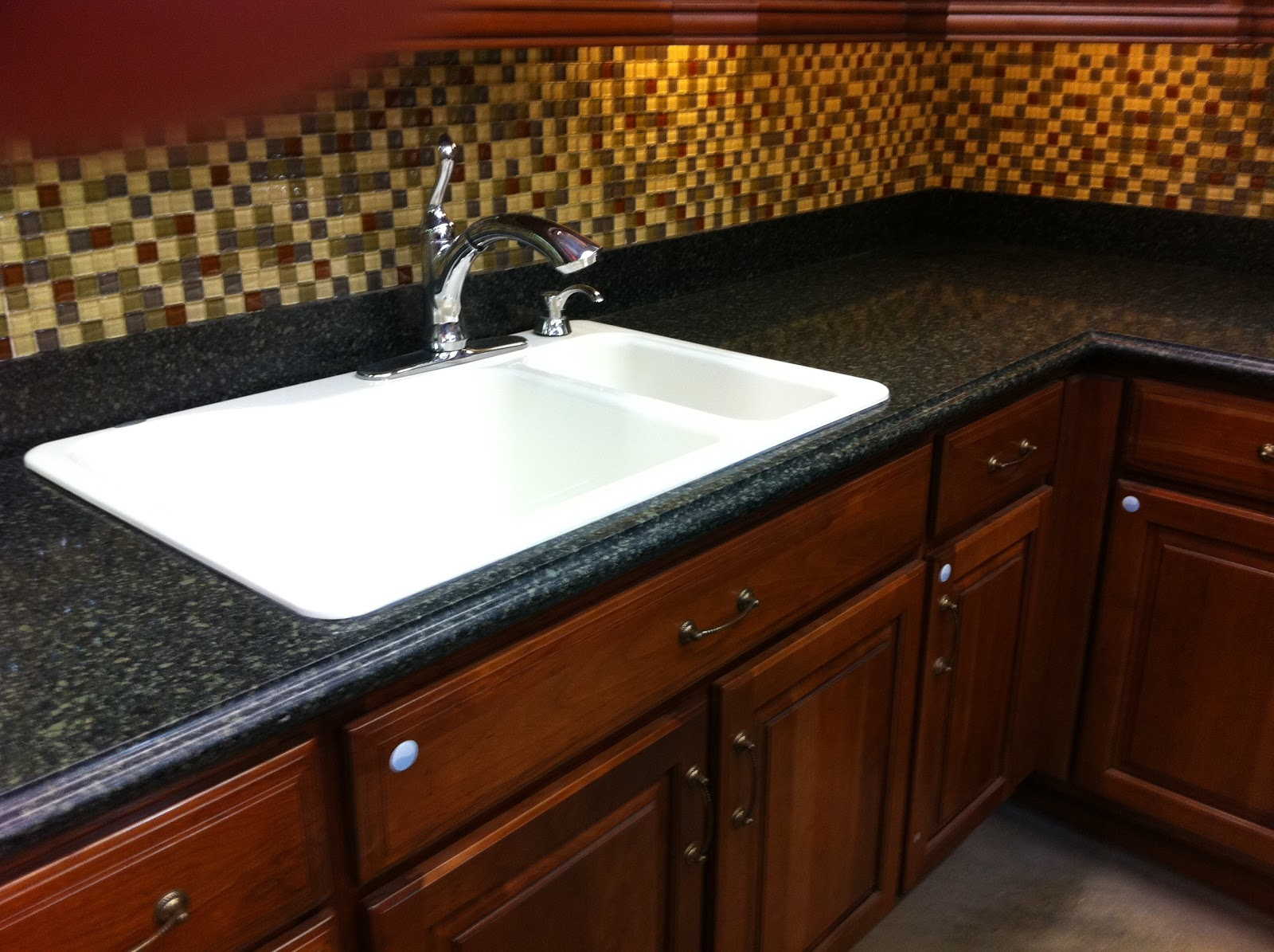Lapham Construction: Custom Granite Countertop in Morro Bay ...