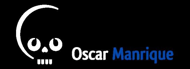 Oscar Manrique - Diseño Grafico
