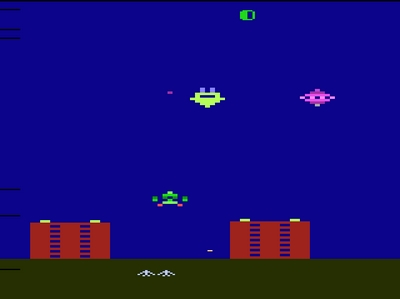 Air Raid Atari 2600