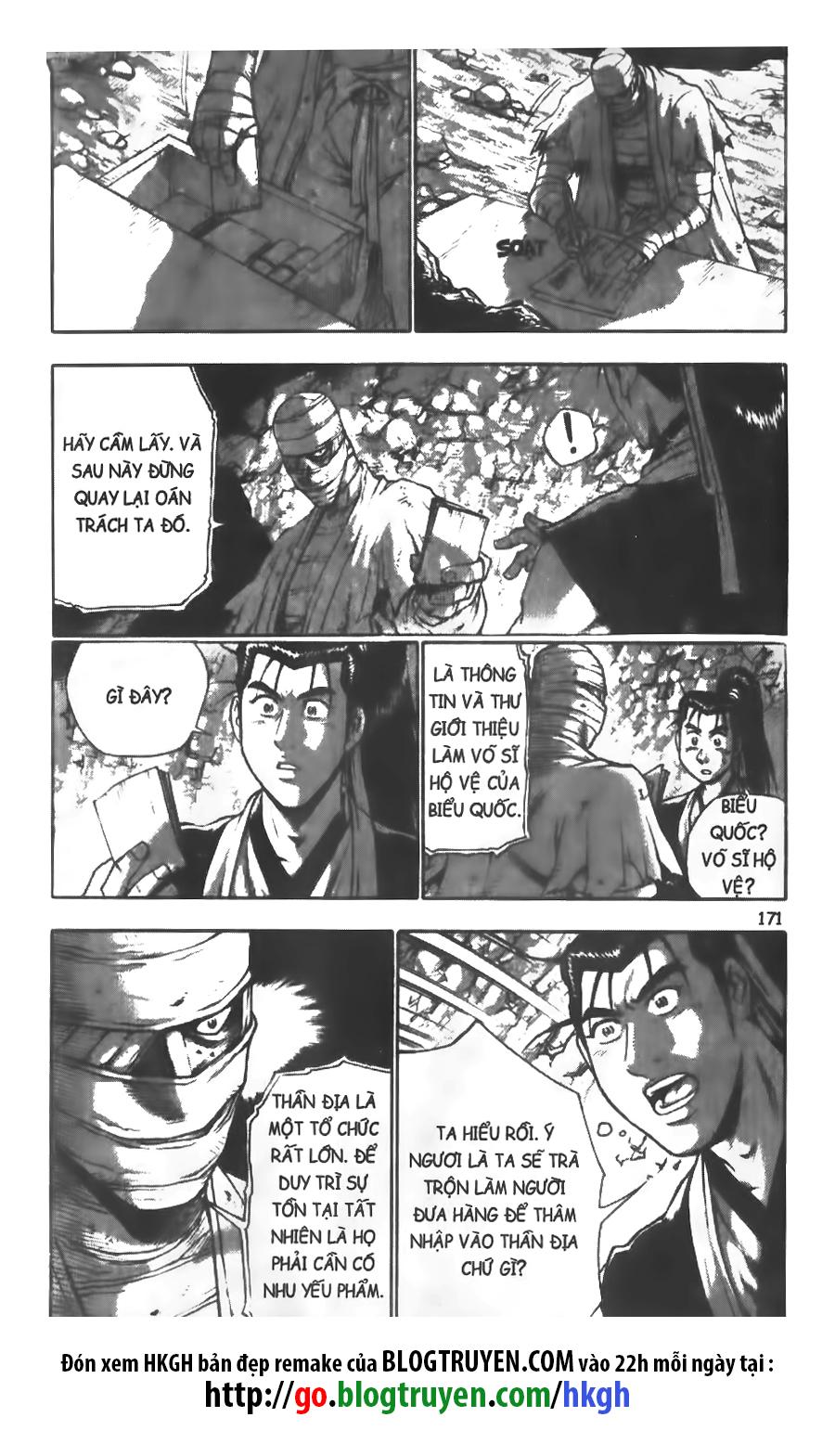 Hiệp Khách Giang Hồ chap 331 page 18 - IZTruyenTranh.com