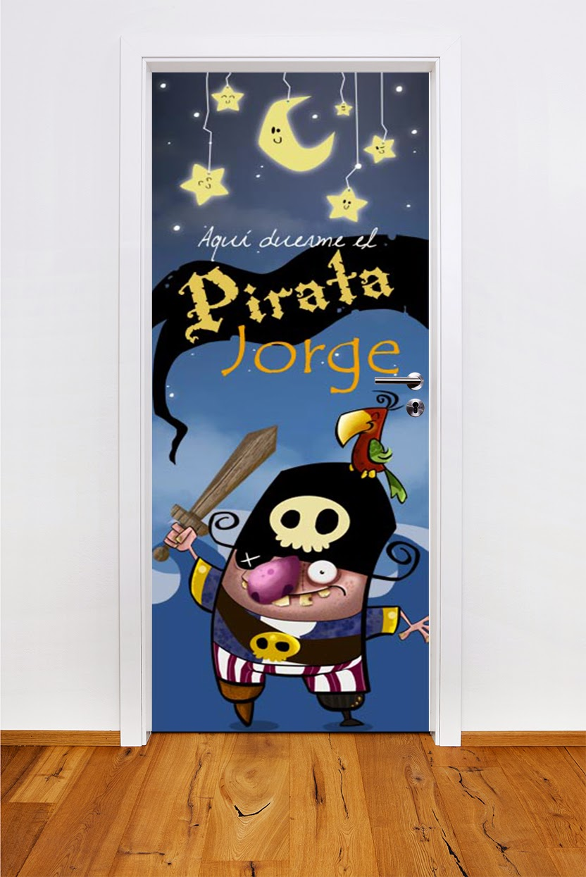 puerta-infantil-capitan-pirata