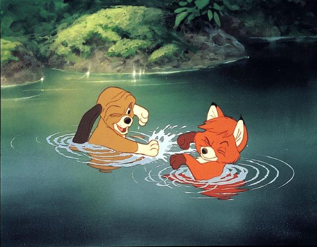 Cáo Và Chó Săn, The Fox And The Hound