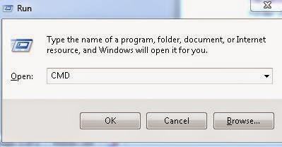 mencetak nama file dalam teks