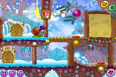 http://www.buzzedgames.com/snail-bob-6-winter-story.html