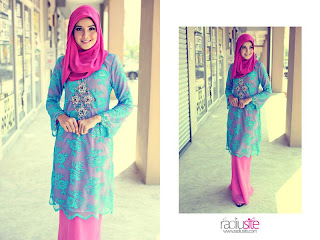 Design baju hantaran ala2 ni, tapi warna lain - Source from google