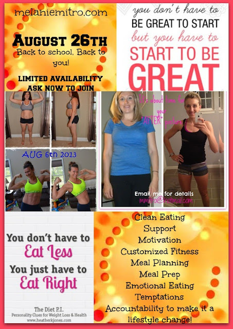 Clean Eating and Exercise Support Group