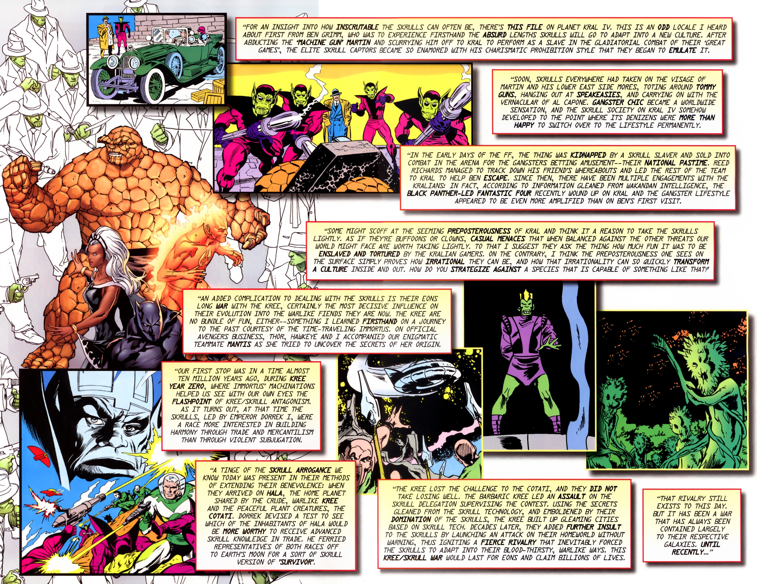Read online Secret Invasion: The Infiltration comic -  Issue #11 - 12