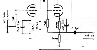 2x90w Stereo Tube Power  lifier With El34 moreover White Line Follower additionally 12ax7 Pre  Circuit as well 131 Three Cascaded MXR Distortion Plus Circuits In One Pedal furthermore Pedal Boss Sg 1 Schematic. on guitar effects circuits