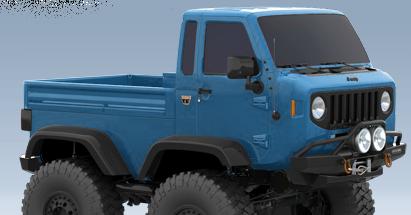 Cartown Blog Brasil: Jeep Mopar 2012 Mighty FC