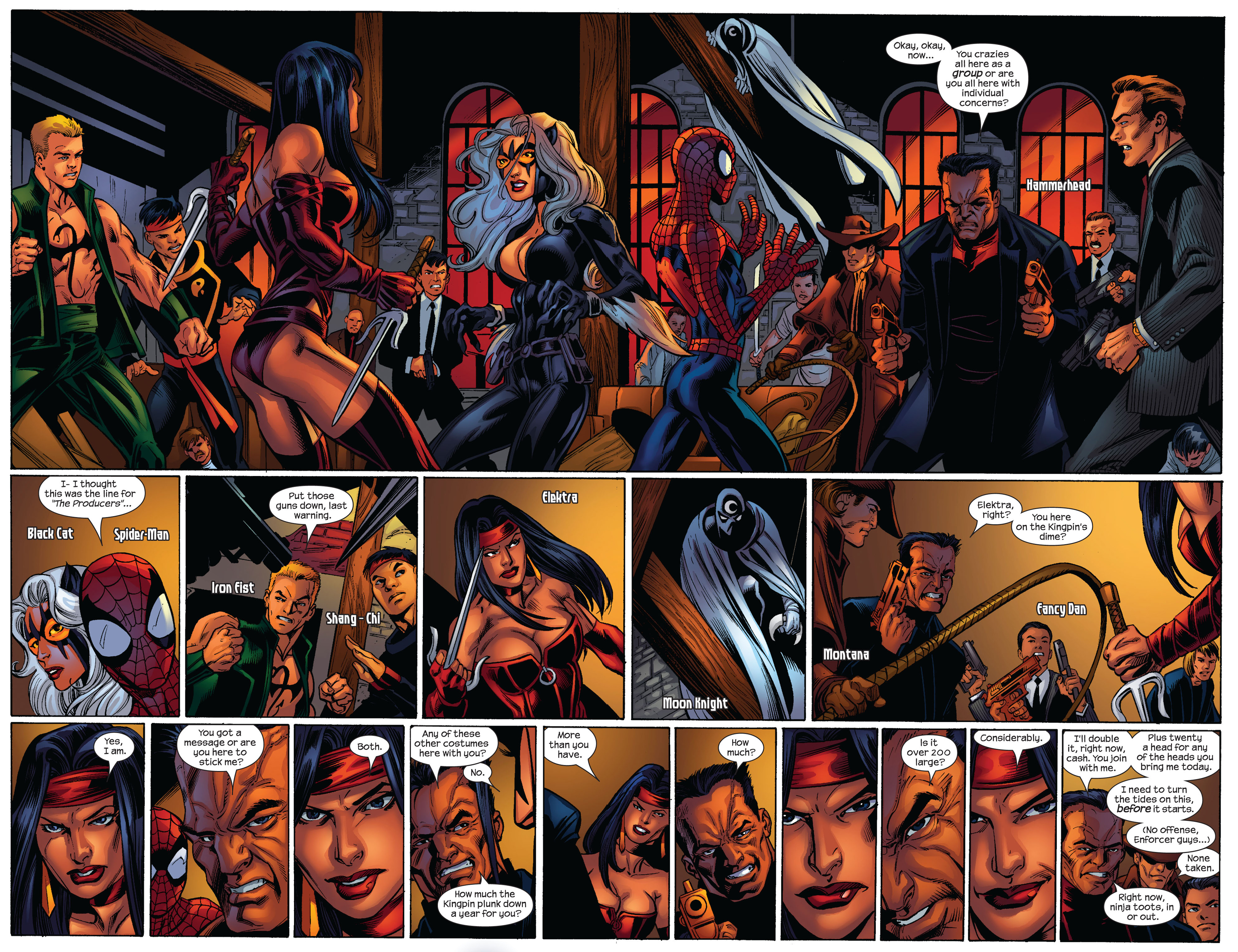 Ultimate Spider-Man (2000) Issue #84 #88 - English 3
