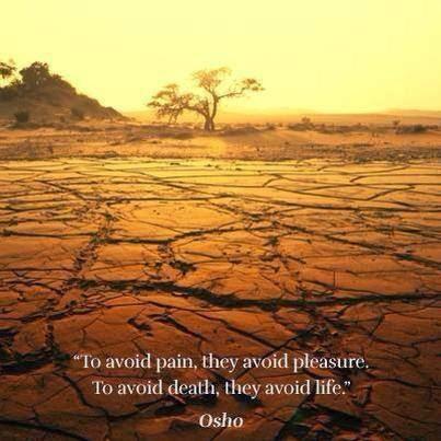 To avoid pain