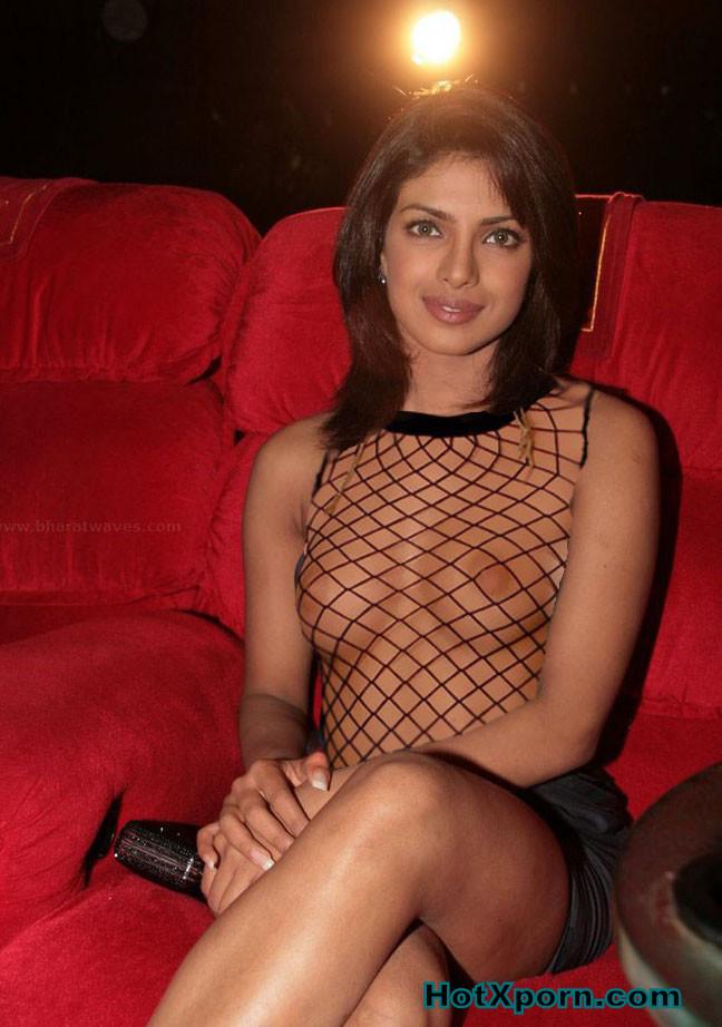 Priyanka Chopra Boobs See Through