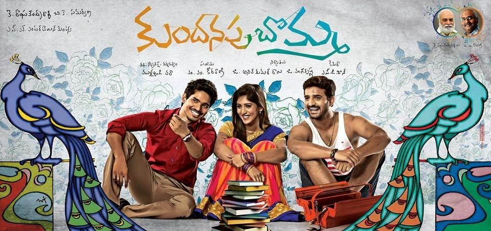 Kundanapu Bomma First Look