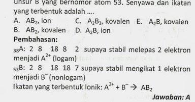 Kumpulan Soal Kimia Kelas 10 Beserta Jawabannya