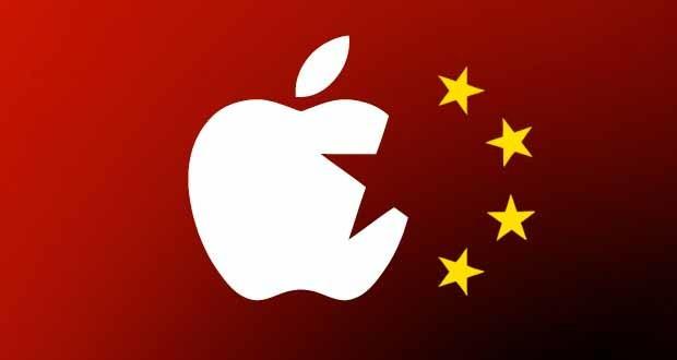 A Apple desativou seu aplicativo de notícias na China