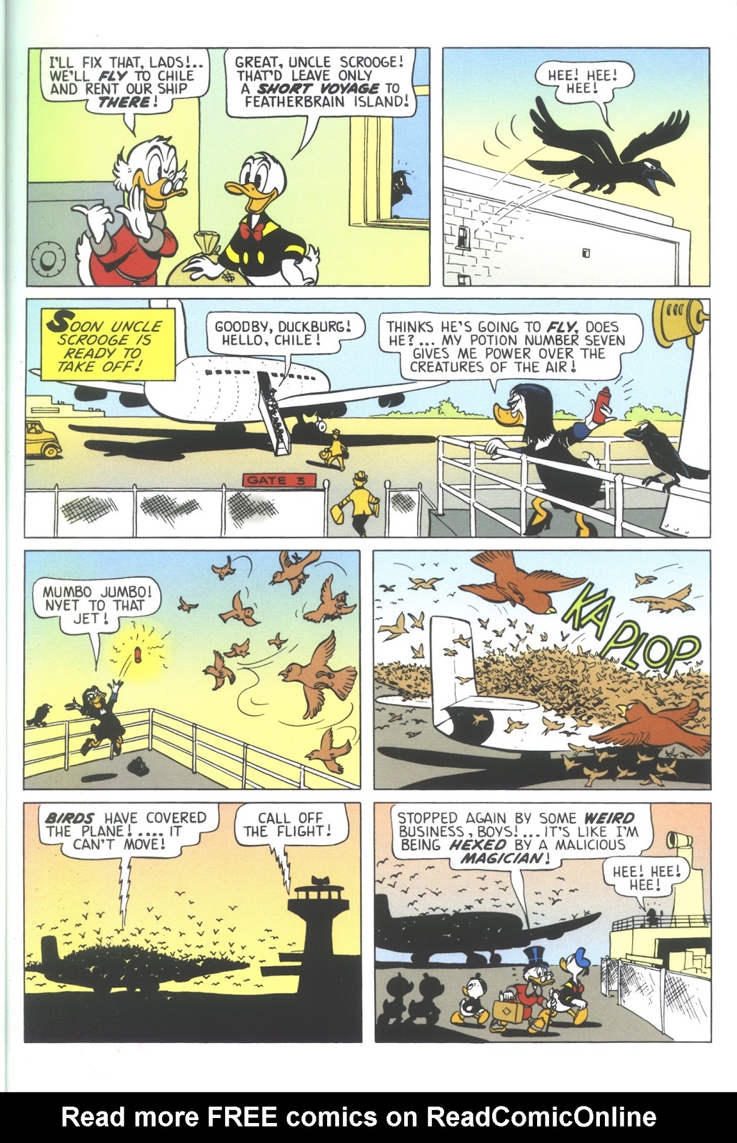 Uncle Scrooge (1953) Issue #352 #352 - English 11