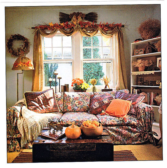 Decorating With Fall Colors: Flooring Fanatic: Colors For Fall Decorating