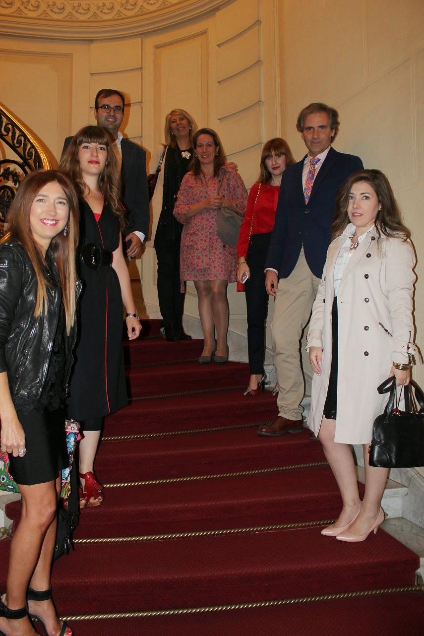Encuentros Bazar Me lo Pido, Embajada de Brasil en Madrid, Embajador, Evento bloggers, Fashion style, Blog de moda, Street Style, Carmen Hummer, Caipiriña, Brasil