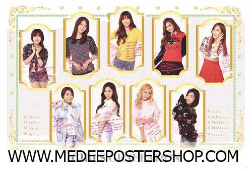 Girls' Generation 2015 Poster