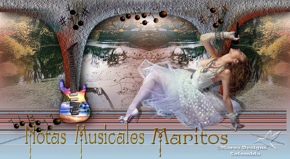 Notas Musicales Maritos
