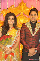 Celebraties at Actor Bharat n Jessy Wedding Reception Photos+%252833%2529 Actor Bharath n Jessy Wedding Photos